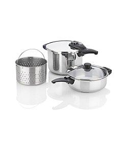 Fagor Innova Pressure Cooker Set
