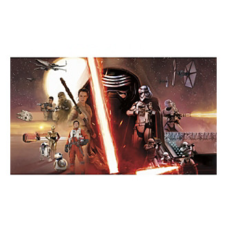 Star Wars Episode VII Prepasted Surestrip Mural