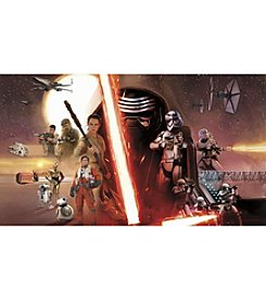RoomMates Wall Decals Star Wars™ The Force Awakens Ep VII Prepasted Surestrip Mural