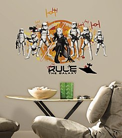 RoomMates Wall Decals Star Wars™ Rebels Imperial Army Peel and Stick Giant Wall Decals