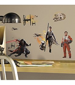 RoomMates Wall Decals Star Wars™ The Force Awakens Ep VII Ensemble Cast Wall Decals