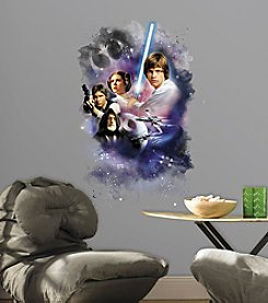 RoomMates Wall Decals Star Wars™ Classic Mega Peel and Stick Giant Wall Decals