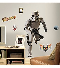 RoomMates Wall Decals Star Wars™ The Force Awakens Ep VII Storm Trooper Giant Wall Decal