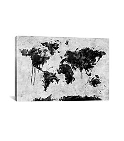 iCanvas Wild World by Diego Tirigall Canvas Print