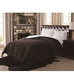 Remington® Supreme Velvet Solid Comforter