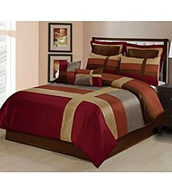 HomeChoice Dorsey 8-pc. Comforter Set
