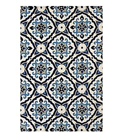 United Weavers Atrium Mosaic Medallion Scatter Rug