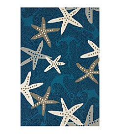 United Weavers Atrium Anchors Away Scatter Rug