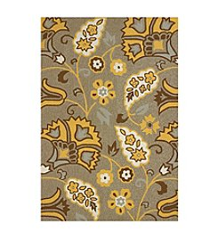 United Weavers Atrium Buttercup Scatter Rug