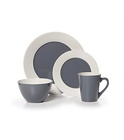 Pfaltzgraff Everyday Hunter Grey 16-pc. Dinnerware Set