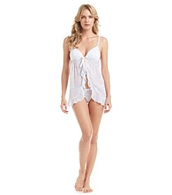 Linea Donatella® Anticipation Babydoll Set