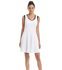 XOXO® Embellished Fit And Flare Dress
