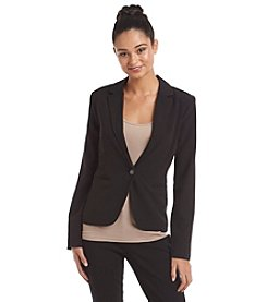 XOXO® One Button Blazer