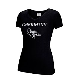 J. America® NCAA® Creighton Bluejays Women's Tracy Short Sleeve Tee