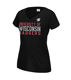 J. America® NCAA® Wisconsin Badgers Women's Grand Slam Short Sleeve Tee