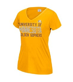 J. America® NCAA® Minnesota Golden Gophers Women's Grand Slam Short Sleeve Tee