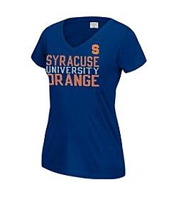 J. America® NCAA® Syracuse Orange Women's Grand Slam Short Sleeve Tee