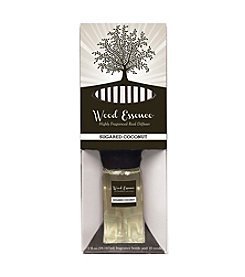 WoodWick Reed Diffuser 2oz Wood Essence Sugared Coconut