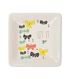 Pavilion Gift Company® Let It Go Ceramic Dish