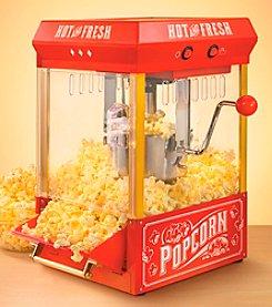 Nostalgia Electrics® Kettle Popcorn Popper