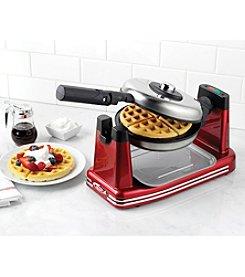 Nostalgia Electrics® Retro Series '50s-Style Nonstick Flip Belgian Waffle Maker