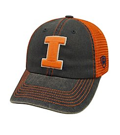 Top of the World NCAA® Illinois Fighting Illini Men's Crossroads Baseball Hat