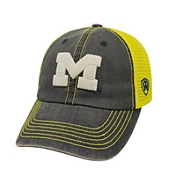Top of the World® NCAA® Michigan Wolverines Men's Crossroads Baseball Hat