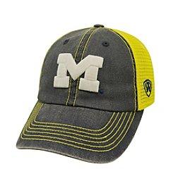 Top of the World® NCAA® Michigan Wolverines Men's Crossroads Baseball Hat