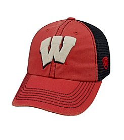 Top of the World® NCAA® Wisconsin Badgers Men's Crossroads Baseball Hat