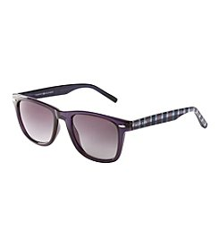Tommy Hilfiger® Men's Retro Square Sunglasses