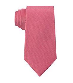 Calvin Klein Men's Modern Oxford Solid Tie