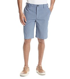 Izod® Men's Micro Checkered Shorts