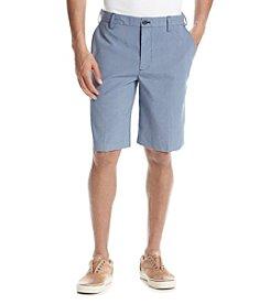 Izod® Men's Micro Checkered Shorts