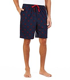 Nautica® Men's Crab Knit Lounge Shorts
