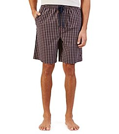 Nautica® Men's Plaid Lounge Shorts