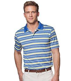 Chaps® Men's Short Sleeve Stripe Polo