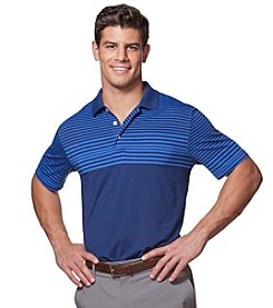 Chaps® Men's Short Sleeve Engineered Chest Stripe Polo