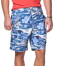 Chaps® Men's Tiki Hut Boardshorts