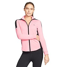 Lauren Active® Stretch Cotton Full-Zip Jacket