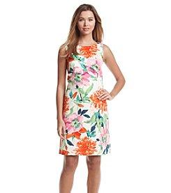 Jessica Howard® Floral Shift Dress