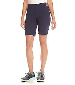 Exertek® Petites' Solid Shorts