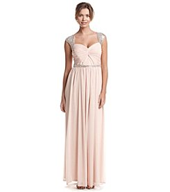 Adrianna Papell® Jeweled Gown