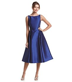 Adrianna Papell® Tea Length A-Line Dress