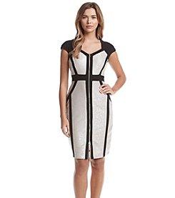 JAX® Zip Sheath Dress