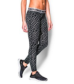 Under Armour® Wordmark Allover Leggings