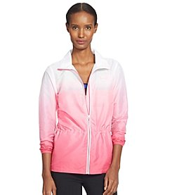 Lauren Active® Mock Neck Jacket