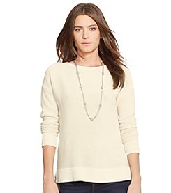 Lauren Jeans Co.® Crew Neck Sweater