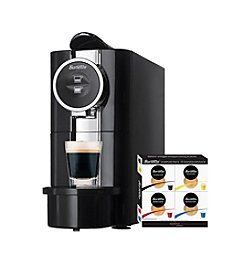 Barsetto™ Espresso Machine with 20-Capsule Sampler Pack