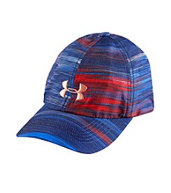 Under Armour® Girls' Printed Cap