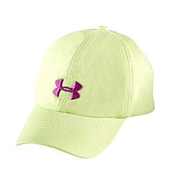 Under Armour® Girls' Solid Cap